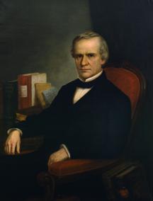John Russell Bartlett Portrait