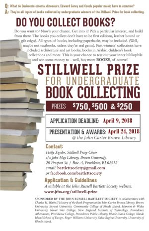 Stillwell Prize Ceremony